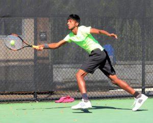 Rishi Reddy-Karnataka`s bright prospect in tennis