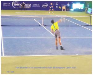 Yuki Bhambri-Bangalore Open 2017