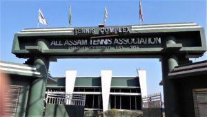 All AssamTennis Association Complex