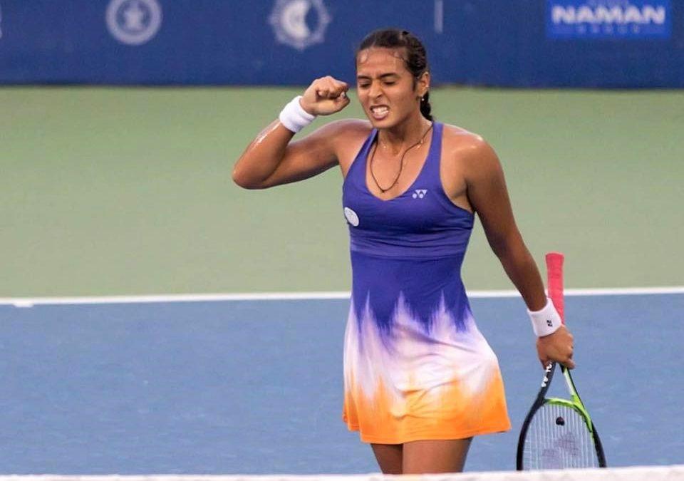 Ankita Raina – Resurgence of India`s No.1 Women`s Singles Player