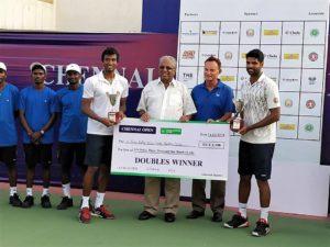 Sriram Balaji & Vishnu Vardhan - Chennai Challenger