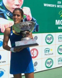 Ankita Raina- $25k ITF Gwalior