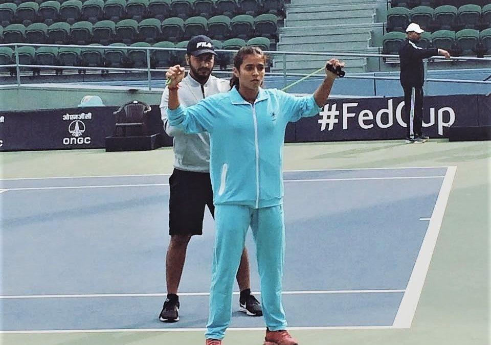 Gaurav Nijhon – Ensures Indian Tennis is in Safe Hands
