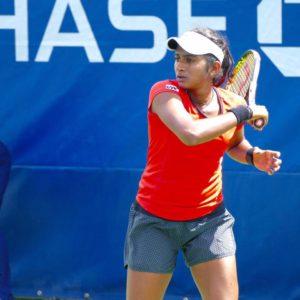 Pranjala Yadlapalli - India`s Leading Women`s Tennis Player