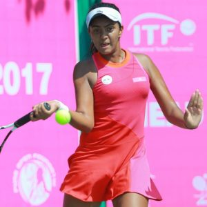 Zeel Desai-India`s Top Women`s Tennis Player