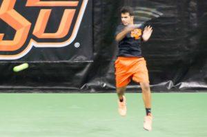 Arjun Kadhe - Indian Tennis Player