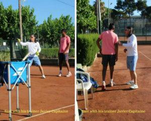 Sasi Kumar Mukund & Javier Capitaine