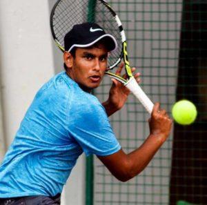 Sasi Kumar Mukund - India`s Top Tennis Player