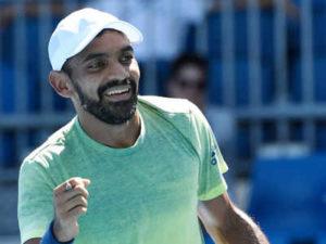 Divij Saran - Wimbledon 2018