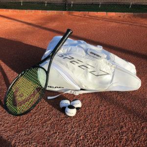 HEAD Tennis Racket Sponsorship