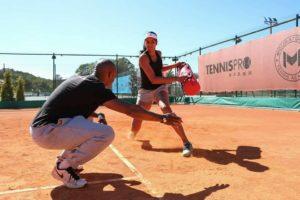 Karman Kaur Thandi, Mouratoglou Tennis Academy (MTA)