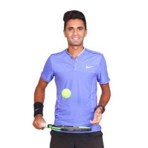 Adil Kalyanpur - Indian Tennis Player