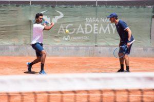 Adil Kalyanpur-Rafa Nadal Academy