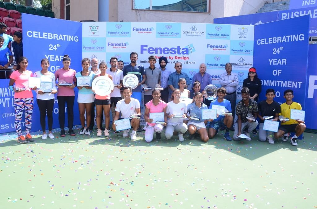 Fenesta Open National Tennis Championship 2018 – The Top Gainers