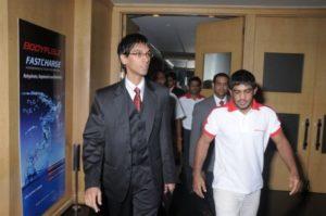 Sushil Kumar - Olympic Wrestler Winner from India